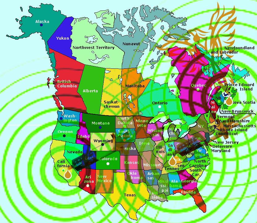 colorful canada usa map redone 3 BLOG