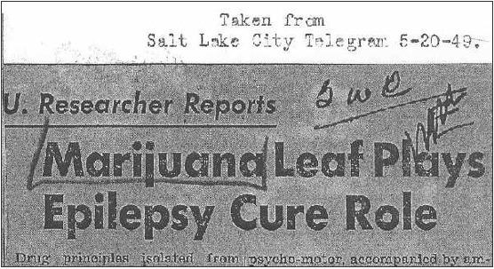 Epilepsy, 1947-site