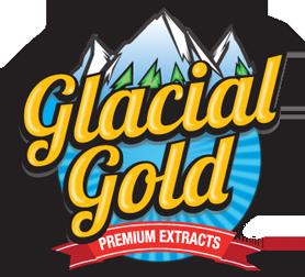 Glacial Gold logo - site