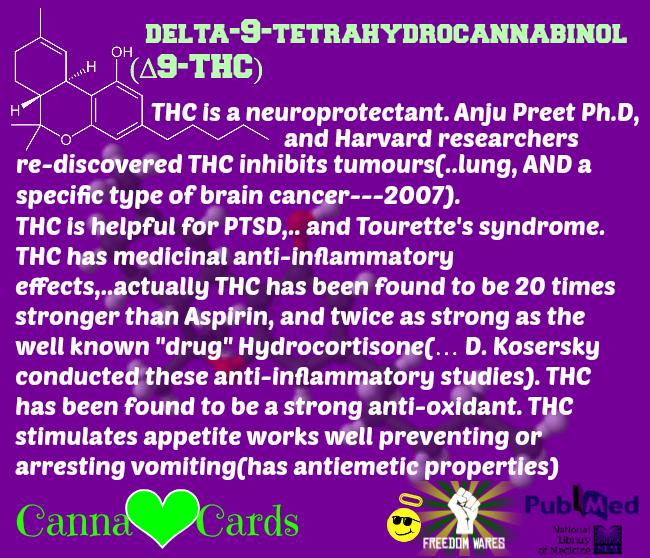 delta-9-tetrahydrocannabinol (Δ9-THC) fb3
