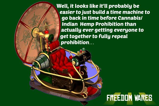 time machine prohibition