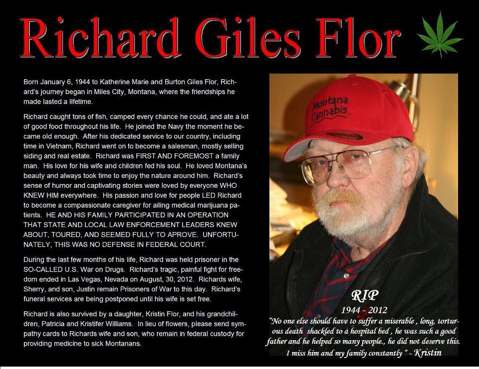 Richard Giles Flor
