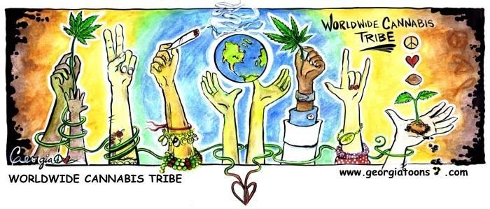GT worldwide cannabis tribe