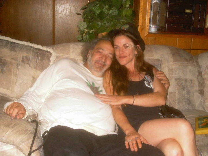 Rev. Mary Thomas-Spears and Jack Herer together BLOG