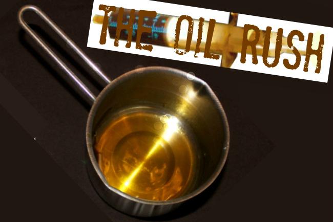 oil rush blog bigger better BLOG