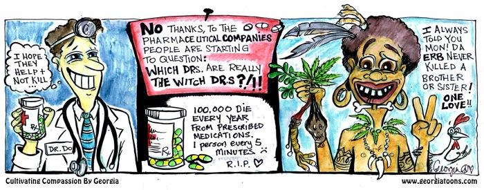 GT 100,000 die per year prescriptions