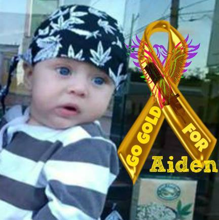 Go Gold For Aiden - Site
