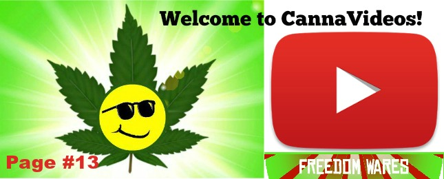 Welcome To CannaVideos pg 13